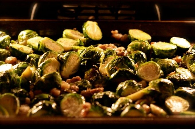 Roasted Brussels Sprouts With Garlic Recipe At Craig