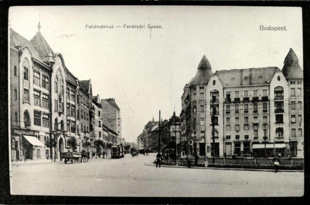 #Budapest #1913 - #FehérváriRoad #OldBudapest