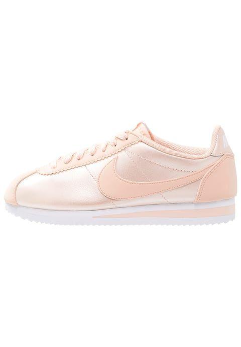 check out 547e5 602d2 ... discount nike sportswear classic cortez baskets basses orange quartz  white zalando.fr 41c2c 6dc97