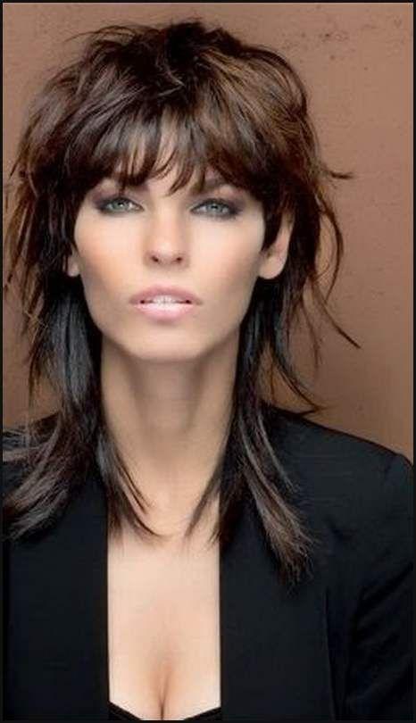 Frisuren Frauen Vokuhila #frauen #frisuren #frisurenfrauen ...