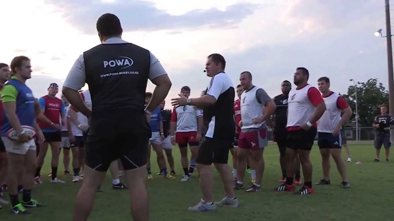 Dave Rennie Pass Catch Vision And Decision Making With Images Rugby Drills Rugby Coaching Decision Making