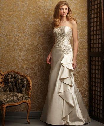 vestido de novia segundas nupcias | remarriage | pinterest