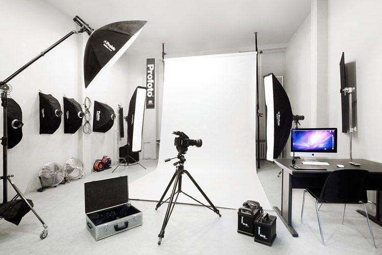 какое оборудование нужно для домашней фотостудии системы