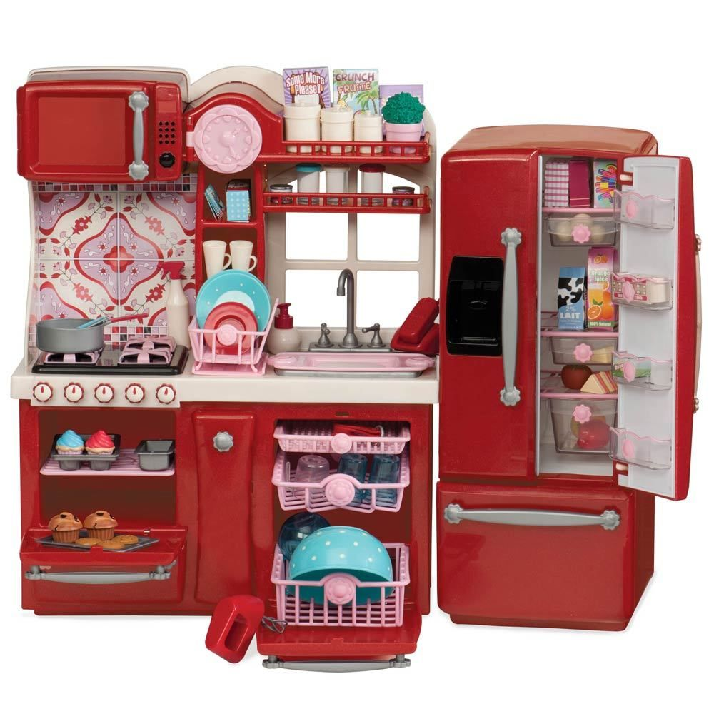 Our Generation Gourmet Kitchen Set Our Generation Doll
