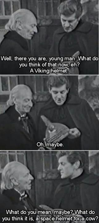 If there's one thing that's stayed the same for the past 50 years of DW, it's the insane levels of sass.