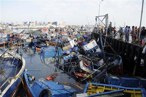 Chile's M8.2 quake causes little damage, death    http://globenews.co.nz/?p=12746