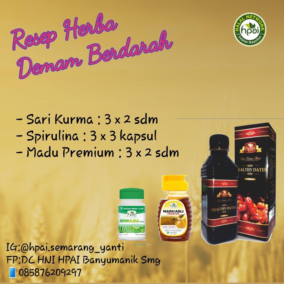 Resep Herba Hni Demam Berdarah Herba Resep Kesehatan