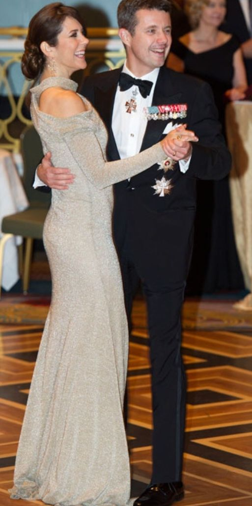 Crown Princess Mary\'s party dresses | Mary Crown Princess of Denmark ...