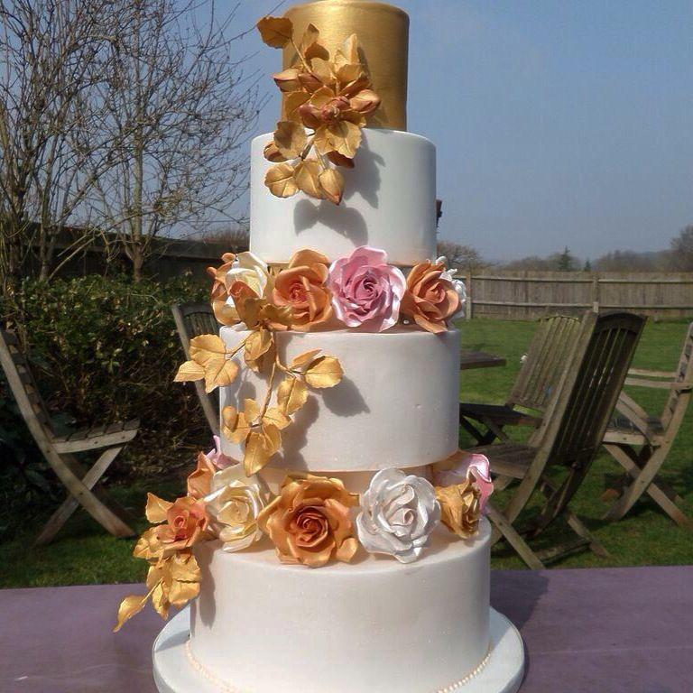 Gilded Rose Wedding