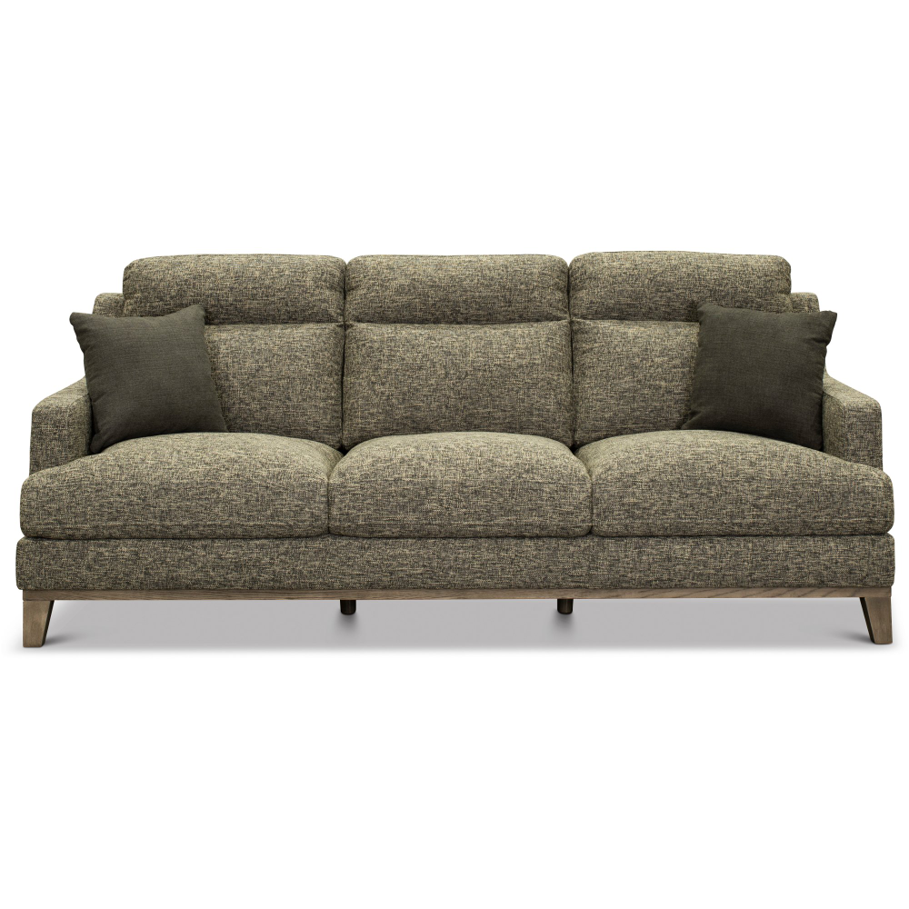 Contemporary Charcoal Gray And Cream Sofa Irvine In 2020 Cream Sofa Sofa Rc Willey Furniture #rc #willey #living #room #sets