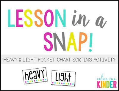 Lesson in a Snap: iTeach Kinder Linky