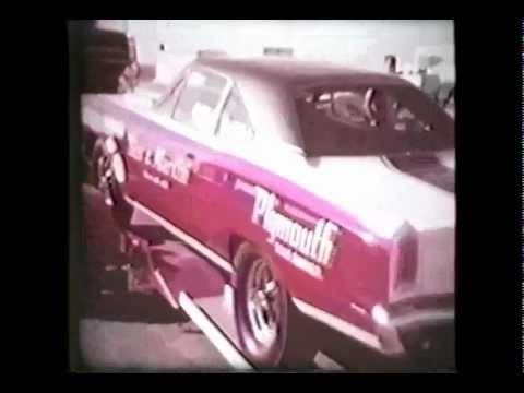 """Part 2 of the 1960's drag racing documentary film """"Big Numbers""""."""