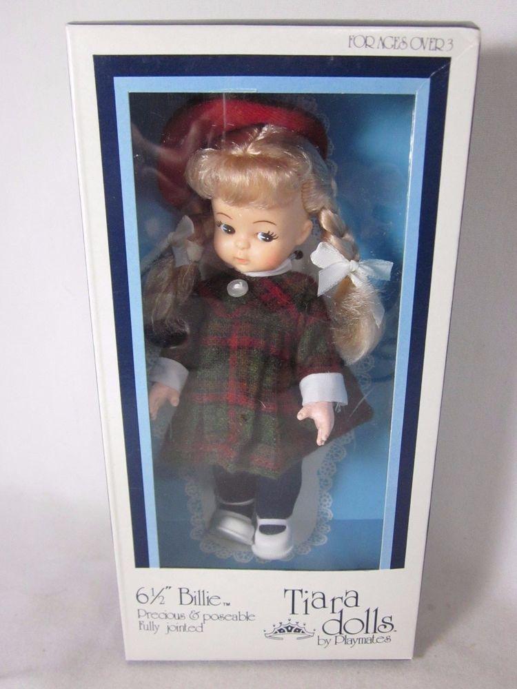 Tiara Doll by Playmates 6 1/2