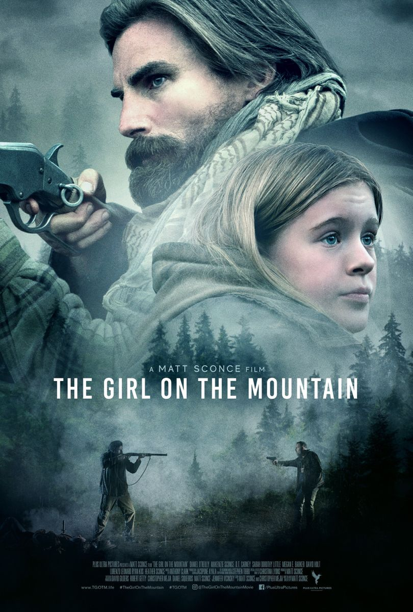 The Girl On The Montain In 2021 Keys Art Scary Movies Movie Posters