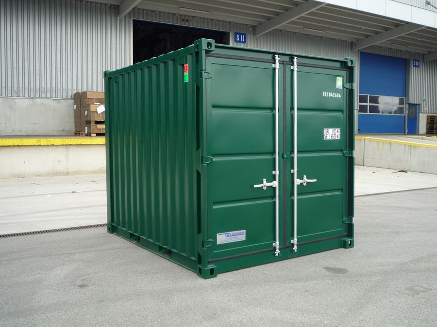 10ft Shipping Storage Container
