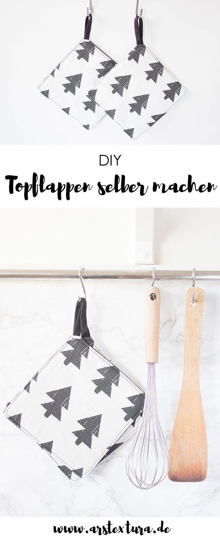 Photo of * 7 * Anfängerfreundliche DIY Topflappen ars textura – DIY Blog