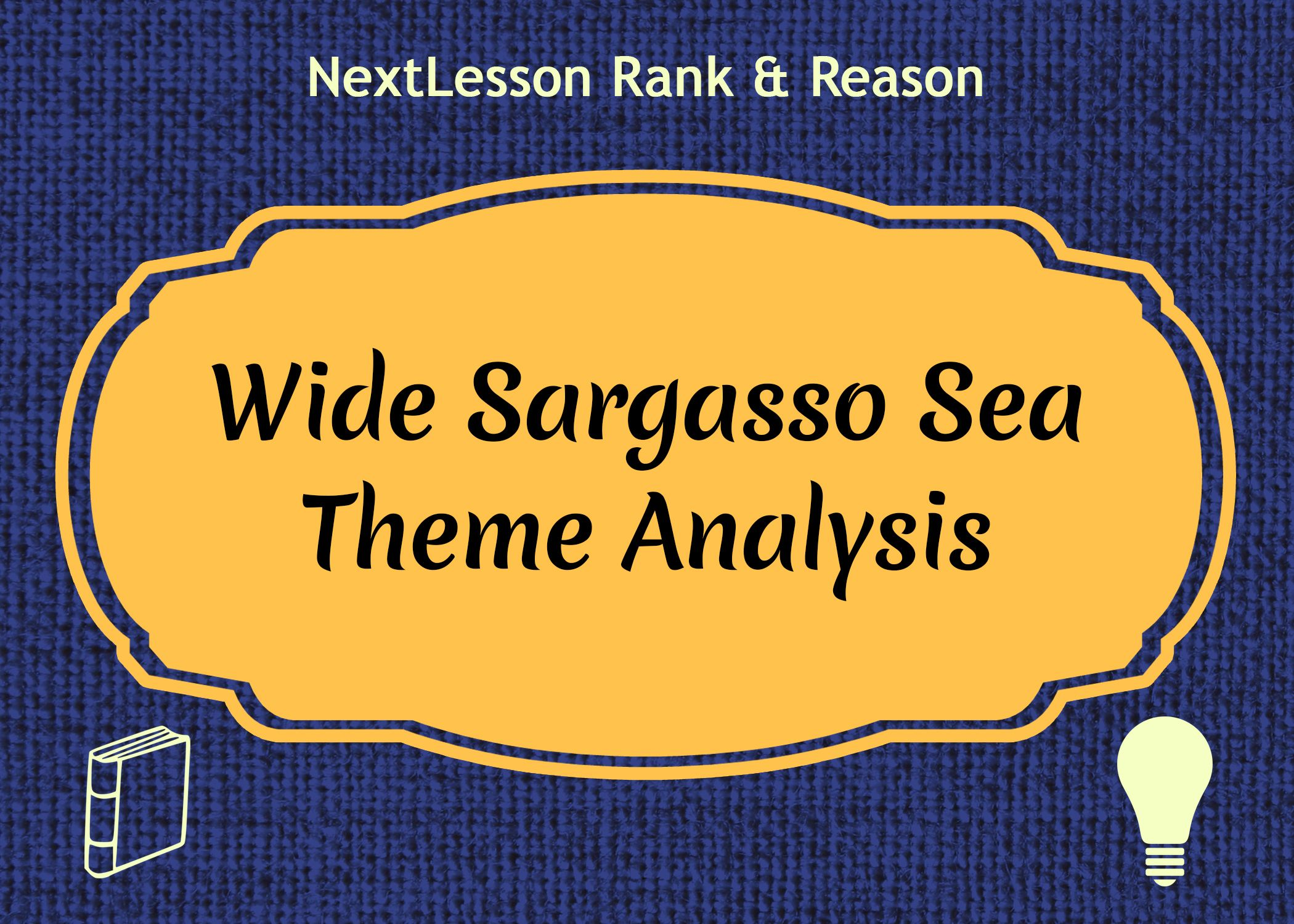 wide sargasso sea themes