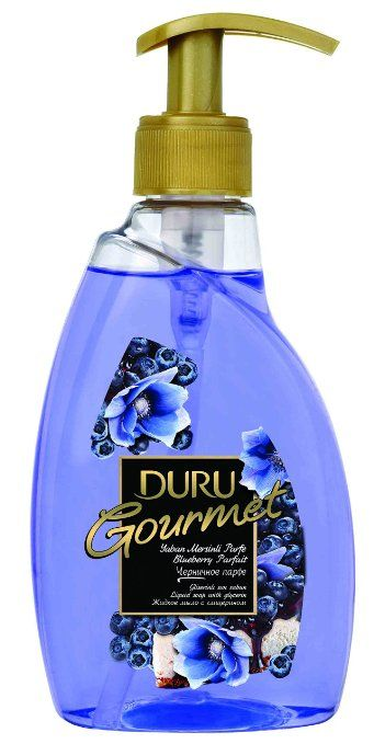 Duru Gourmet Liquid Soap Blueberry Parfait 10 14 Fluid Ounce