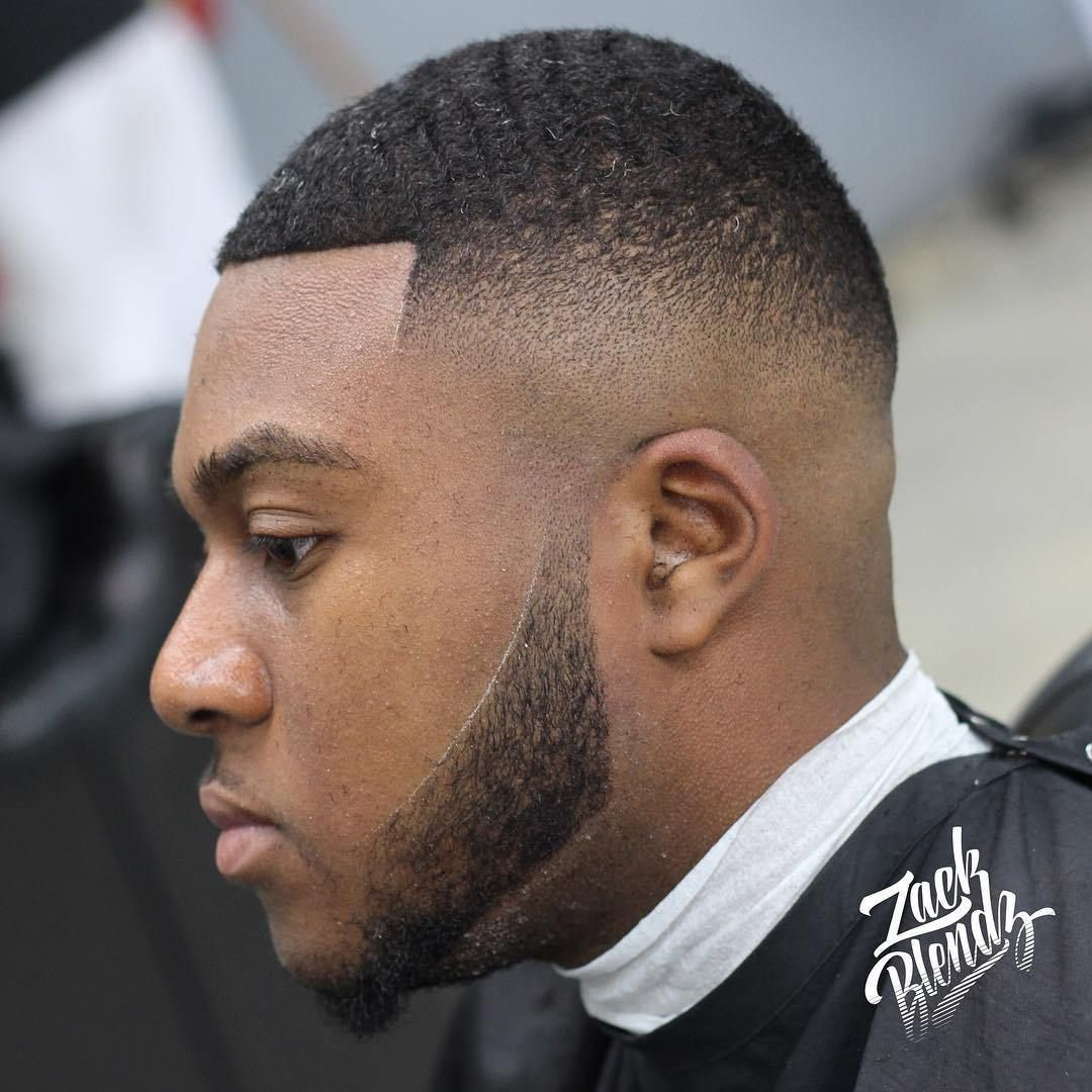 Buzz cut with high fade shorthairstylesover short hair styles