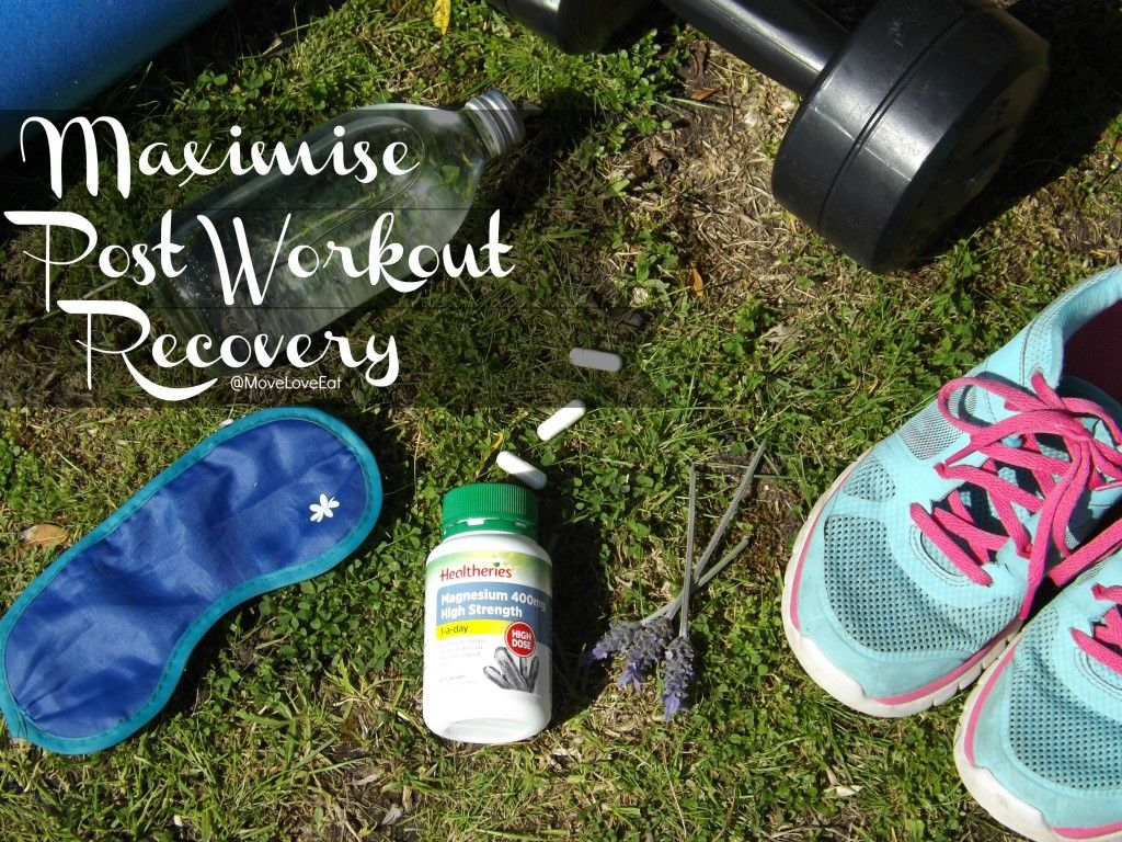 6 Ways to Maximise Post Workout Recovery - Move Love Eat - Health and Fitness Blogger #stayahead #healtheries #officialblogger