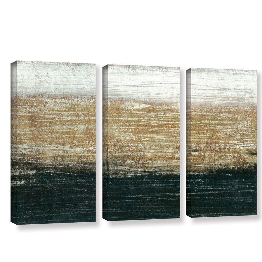 Sandstorm piece painting print on wrapped canvas set diy