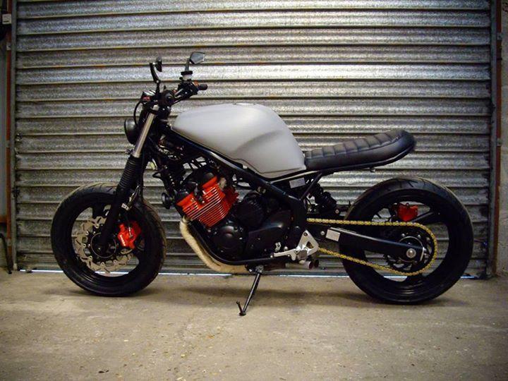 #custom #motorcycles #motorecyclos #tracker #scrambler #