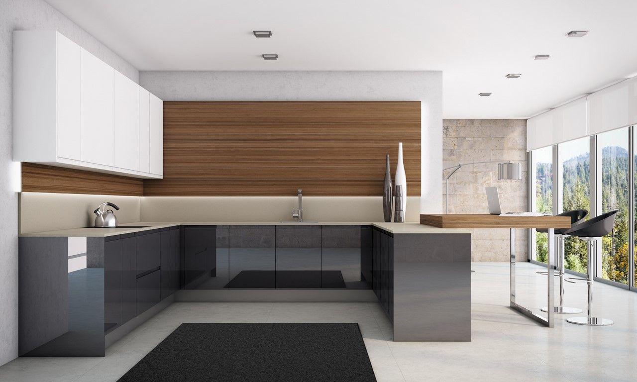 cocina diseño - Cómo distribuir correctamente la cocina | cocinas ...