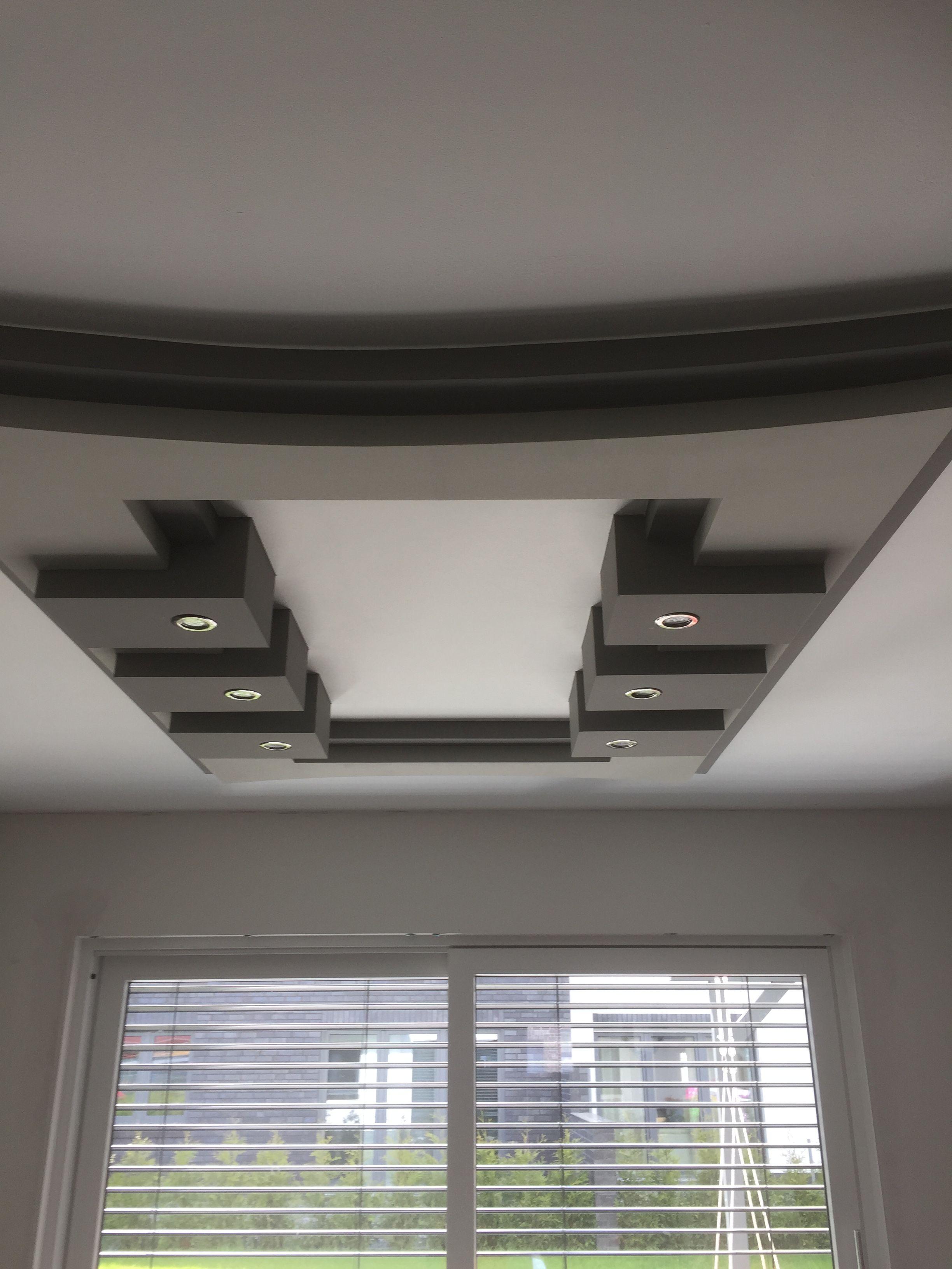 Trockenbau Decke Design De Plafond Pinterest False Ceiling