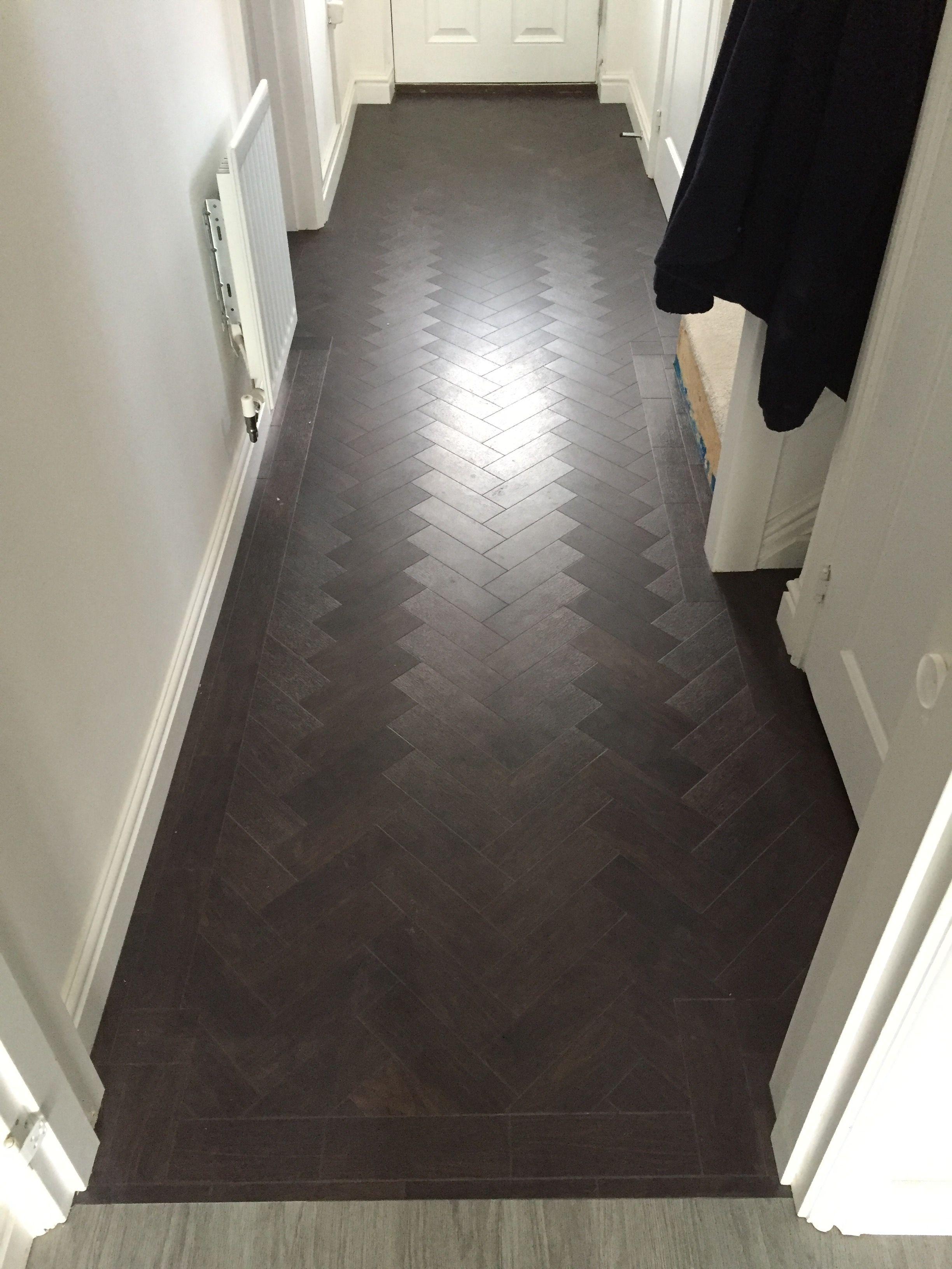 Amtico Signature Flooring Parquet Design Hall Flooring