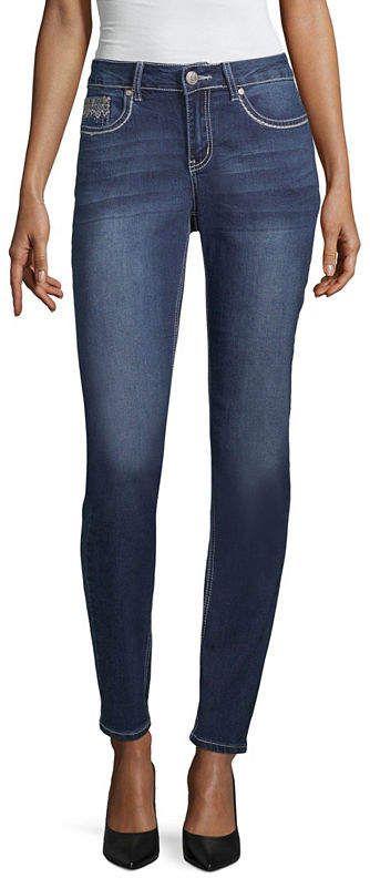 210f54166 LOVE INDIGO Love Indigo Art Deco Pocket Jean - Tall  Art Indigo Love ...