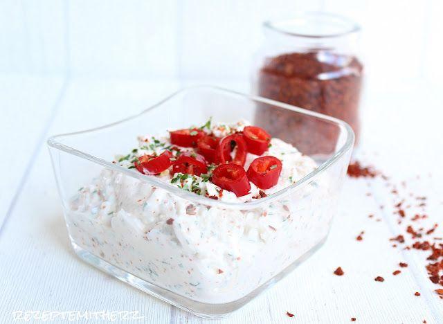 Türkische Sommerküche : Rezepte mit herz haydari türkische joghurt käsecreme