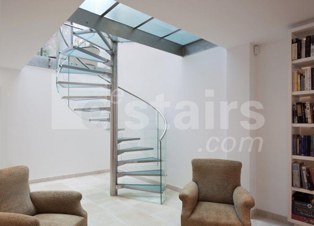 Glazen wenteltrap google zoeken trappen zoeken