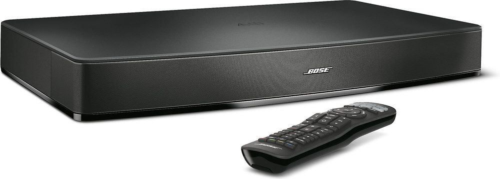 A popular Bose TV sound upgrade now with Bluetooth The Bose