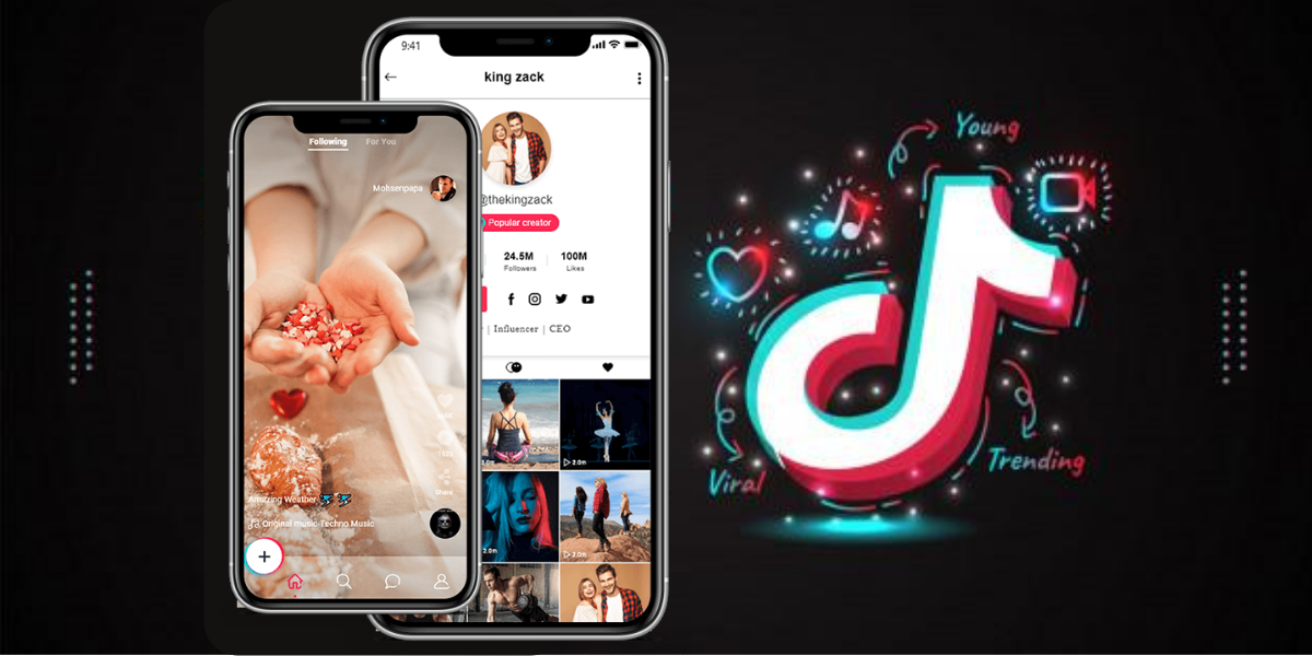Simplified Guide To Building A Video Sharing Social Networking Service Like Tiktok App Development Process App Development Cost App Development