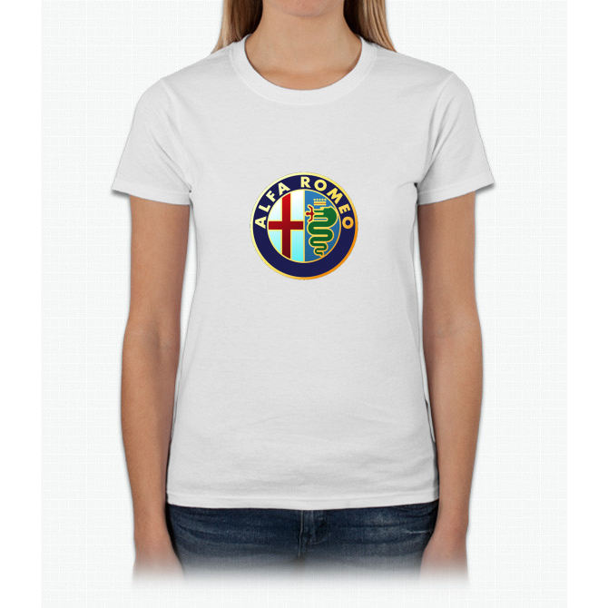 Alfa Romeo Merchandise Womens TShirt Products Pinterest Products - Alfa romeo merchandise