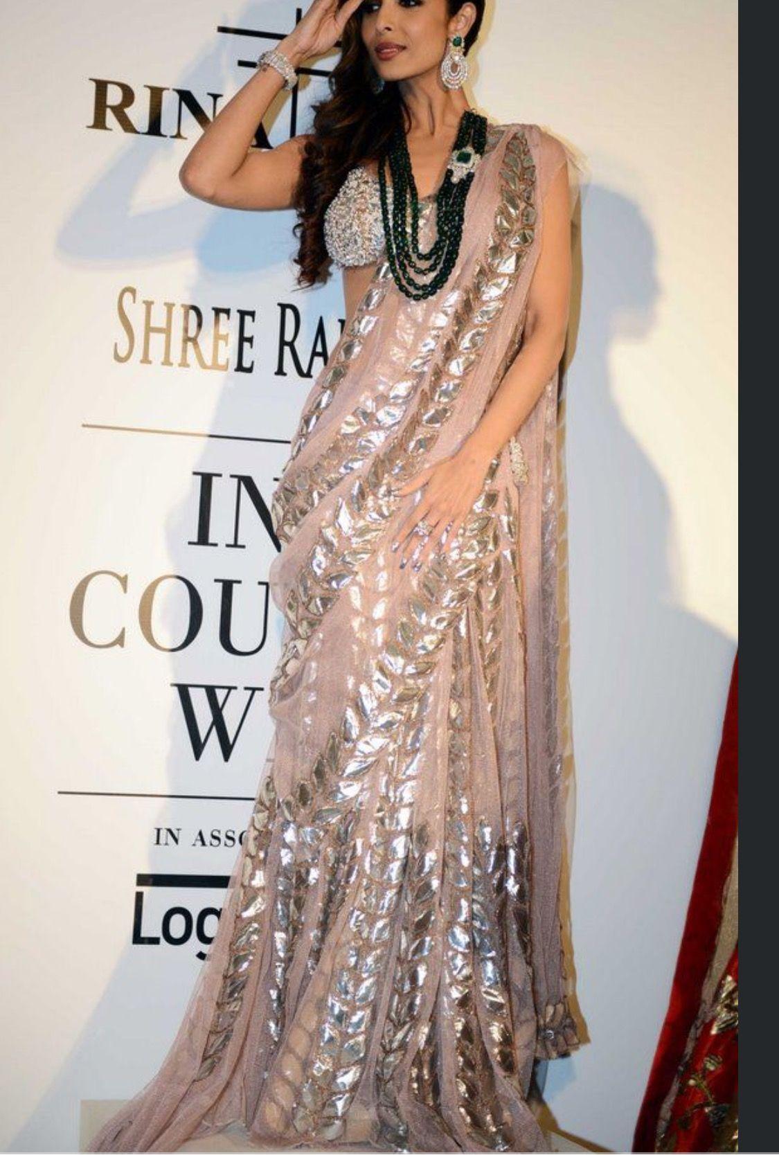 Pin by arooj malik on sarees pinterest mauve saris and gold