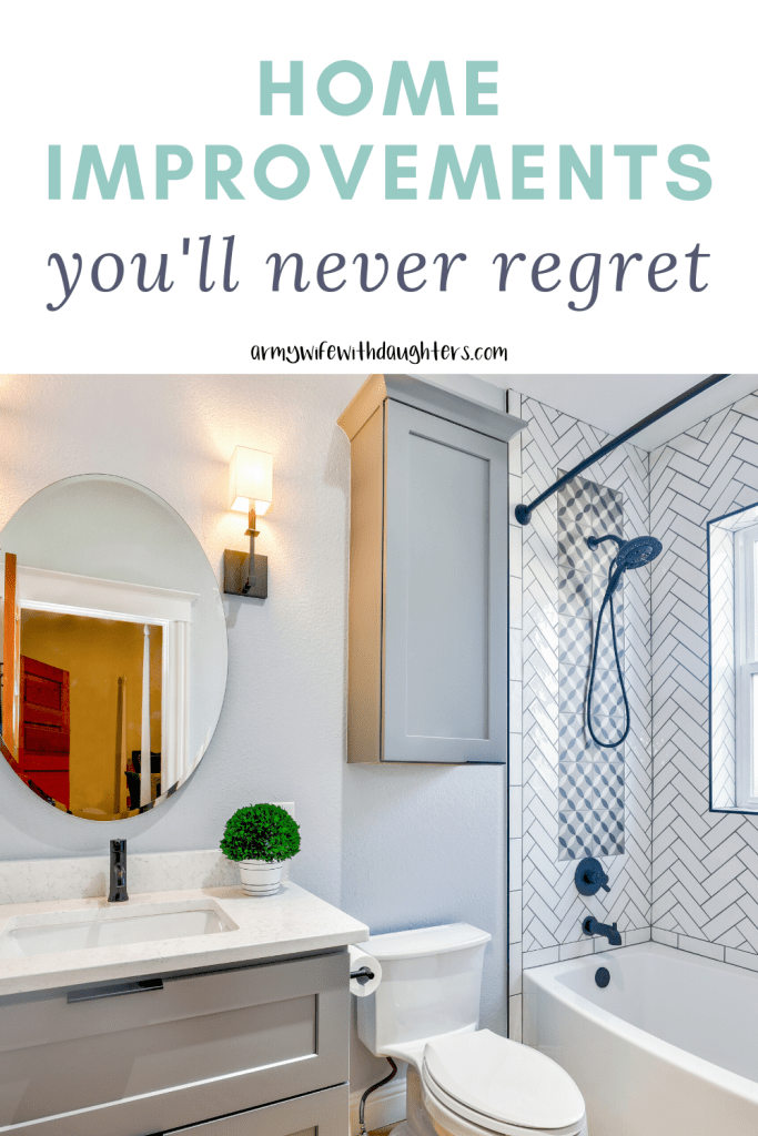 Home Improvements You Ll Never Regret Army Wife With Daughters In 2020 Diy Drano Amazing Bathrooms Bathroom Cleaning