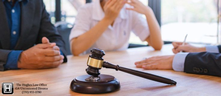Choose the hughes law office for a free divorce