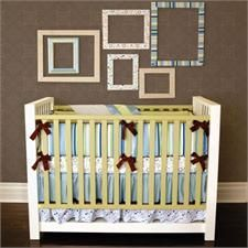 Jack Baby Crib Bedding Set by Caden Lane