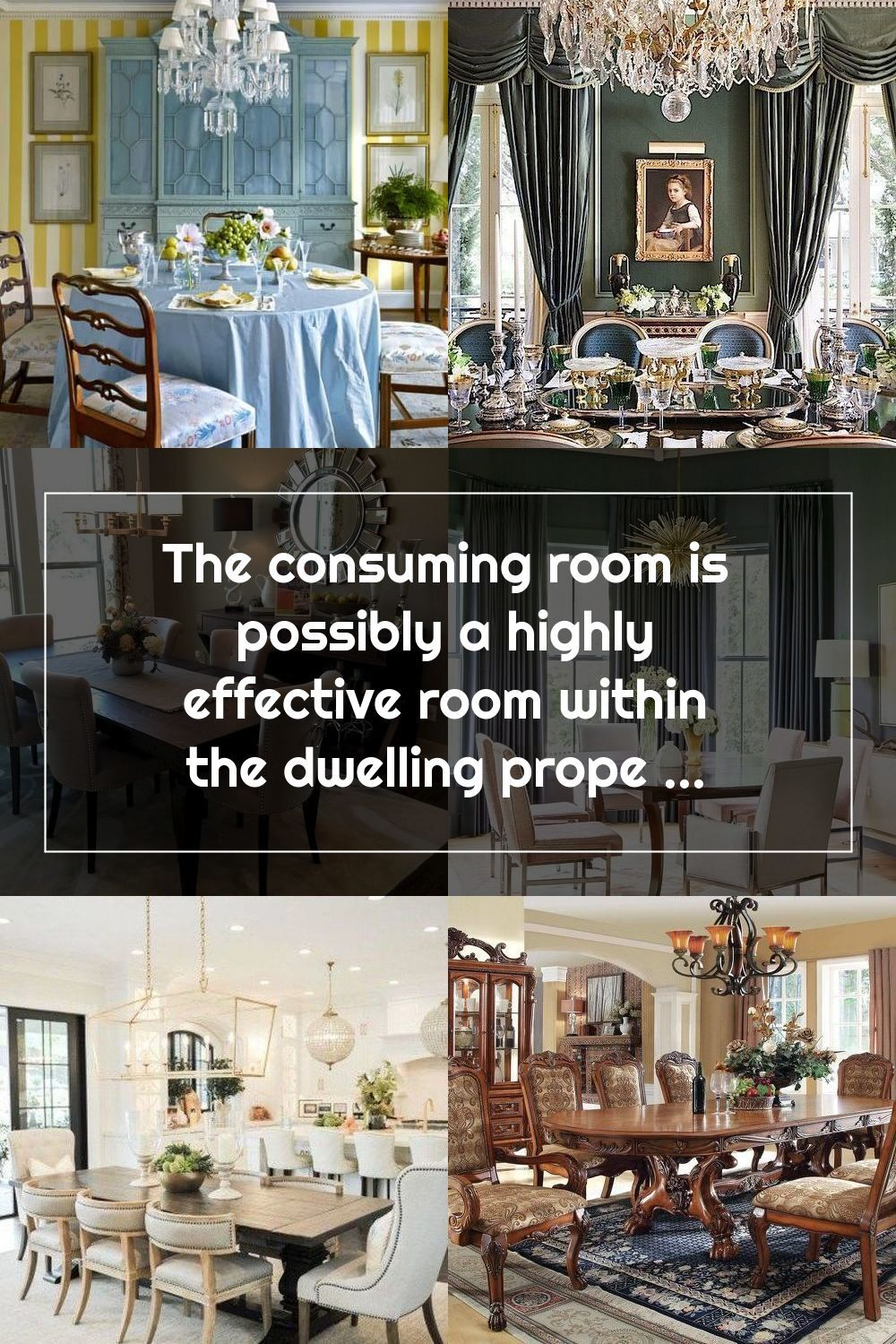 The consuming room is possibly a highly effective room within the dwelling proper now. It is have been we gather as a family to spend some prime quali... ,  #DinningRoom