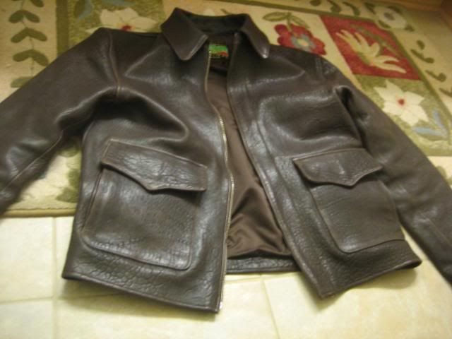 Mens Harrison Ford Indiana Jones Classic Brown Vintage Leather Jacket