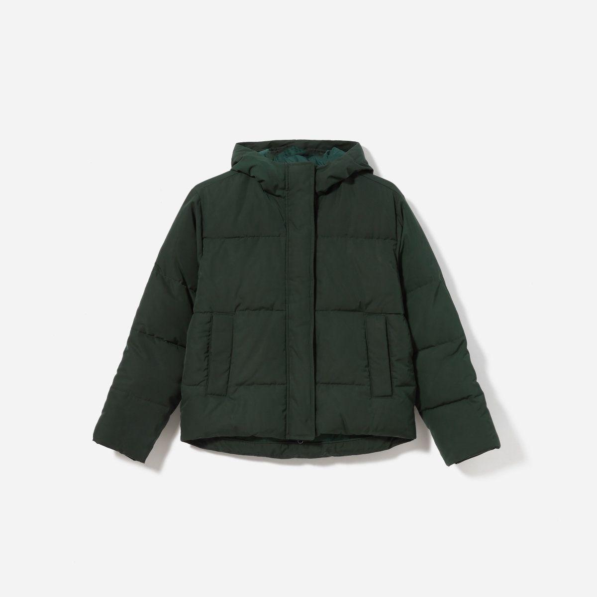 Women S Renew Short Puffer Everlane Puffer Coat Style Black Puffer Coat Black Puffer Jacket Outfit [ 1200 x 1200 Pixel ]