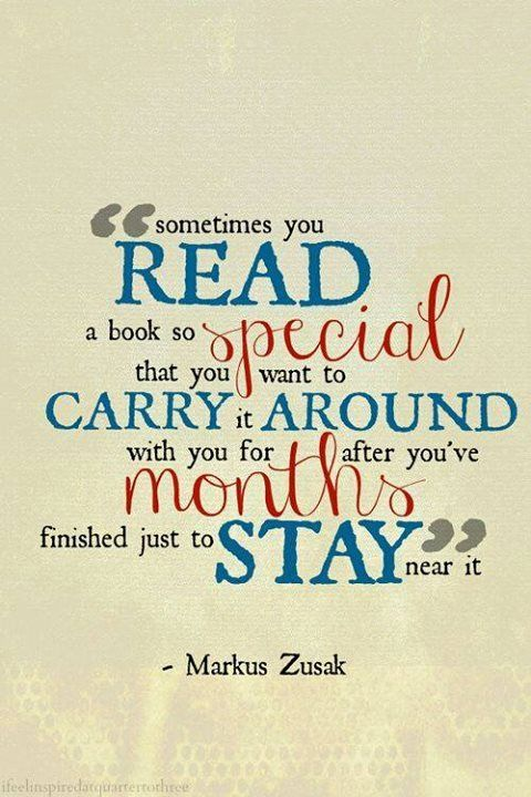 Reading Book Quotes Reading Quotes The Book Thief