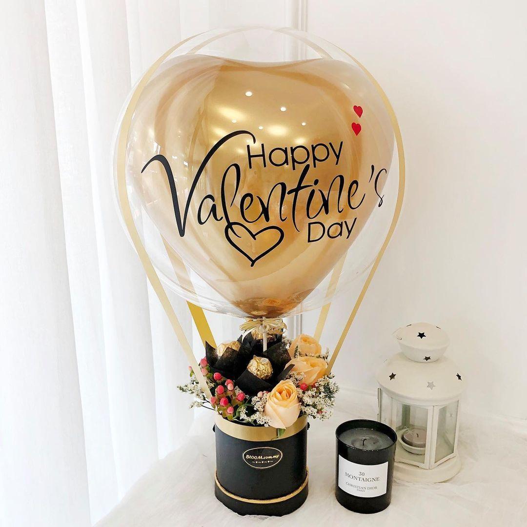 "26 /"" I LOVE YOU CLEAR BALLOON ANNIVERSARY WEDDING VALENTINE BIRTHDAY FREE P /& P"
