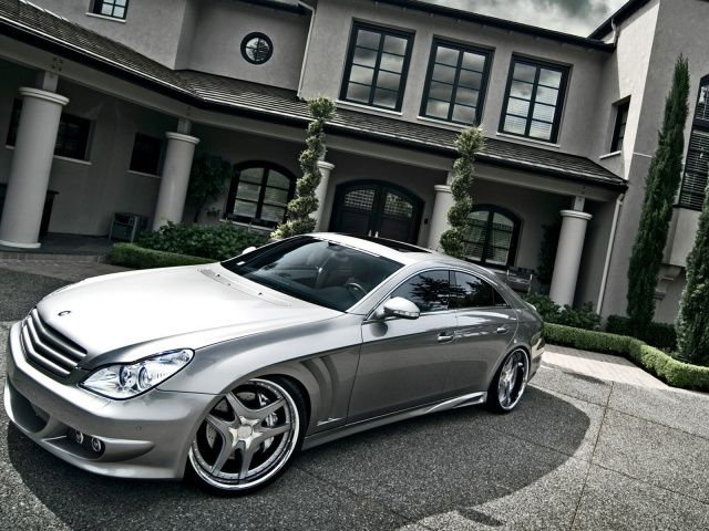 Mercedes Benz Cls Tuning With Images Mercedes Benz Cls