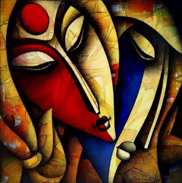 Jagannath Paul | Paintings by Jagannath Paul | Jagannath ...