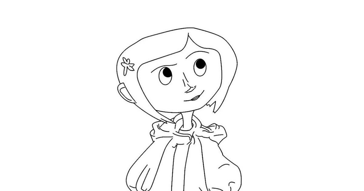 Pin By Melissa Kushnick On Coloring Book In 2020 Coraline Drawing Coloring Pages Coloring Books