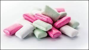 Le chewing-gum est mauvais pour la santé.