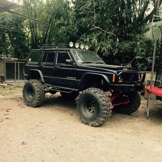 Guns Oil Dirt Jeep Xj Jeep Xj Mods Jeep Cherokee Sport