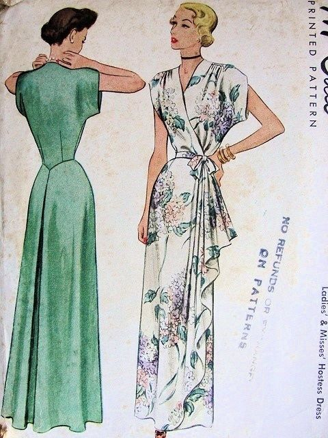 McCall 7518 - Vintage Sewing Patterns - Wikia